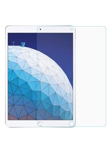 Microsonic Apple iPad Air 3 10.5'' 2019 (A2152-A2123-A2153-A2154) Temperli Cam Ekran koruyucu Renksiz